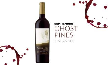 Septiembre: Ghost Pines Zinfandel