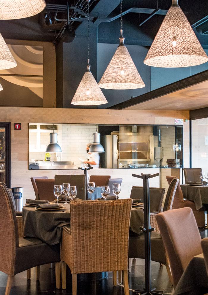 Restaurante Carolo en Paseo Interlomas