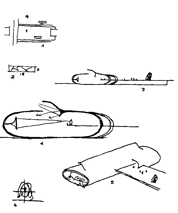 Memorial Tirandentes (Oscar Niemeyer, 1980)