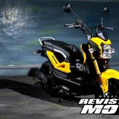 Honda Zoomer X Wiring Diagram Cat5e Uk Ataque A La Metrópoli  Revista Moto