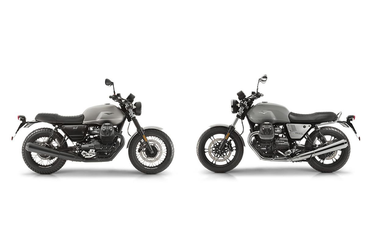 Moto Guzzi V7 III evoluciona y estrena los modelos Rough y