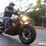Indian Scout Bobber Estilo Supremo Revista Moto