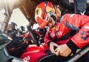 Laia Sanz detiene la moto para correr el Dakar 2022 en coche