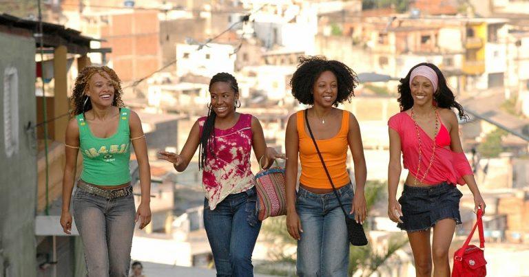 A representação visual das mulheres negras no seriado Antônia