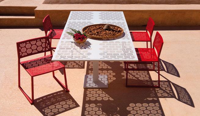Muebles de exterior para la pr xima primavera revista - Muebles exterior diseno ...