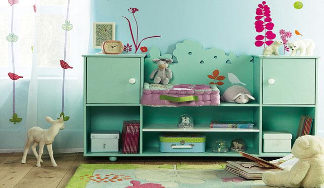 Ideas para guardar los juguetes  Revista Muebles
