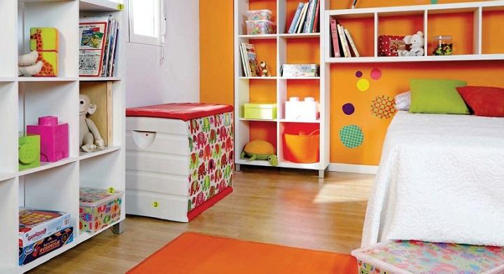 muebles para ordenar habitaciones de leroy merlin