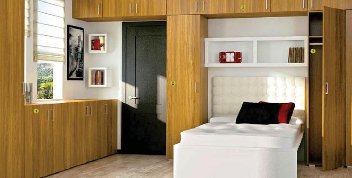 Muebles para ordenar habitaciones de Leroy Merlin  Revista Muebles  Mobiliario de diseo
