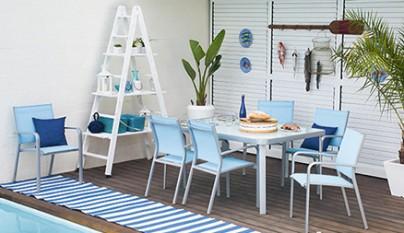 Catálogo de terraza y jardín IKEA 2018 Muebles de exterior