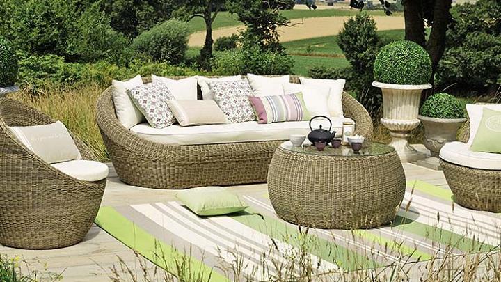 Great mobilier de jardin maison du monde mobilier de jardin maisons du monde mobilier moderne - Mobilier jardin blanc saint etienne ...