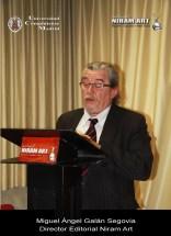 Miguel Ángel Galán Segovia, dir. Niram Art