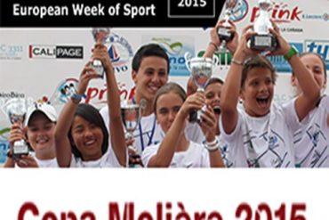 La Copa Molière estará presente en la Semana Europea del Deporte 1