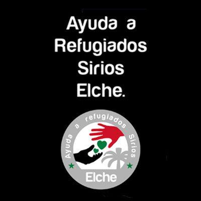 La plataforma de Ayuda al Refugiado Sirio de Elche comienza a recoger alimentos 1