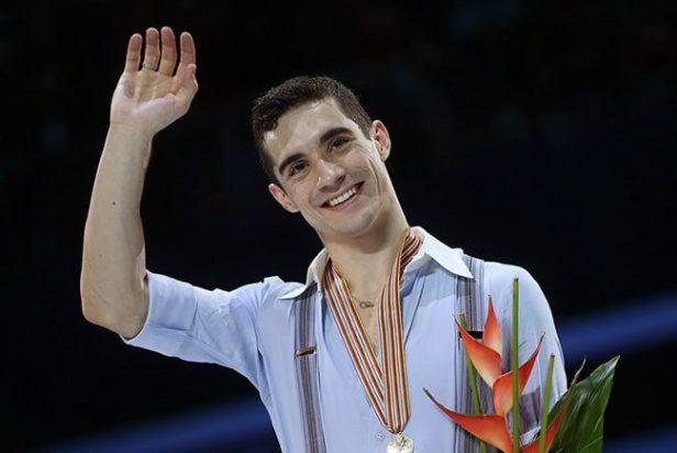gold medal - Javier FERNANDEZ (ESP) Men Free Skating ISU European Figure Skating Championships 2016, Bratislava, Slovakia