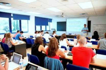 Alumnos del Master in Marketing Management (MIM)