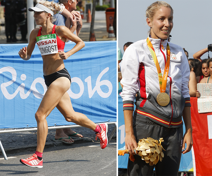Elena Congost Maraton Categoria T13