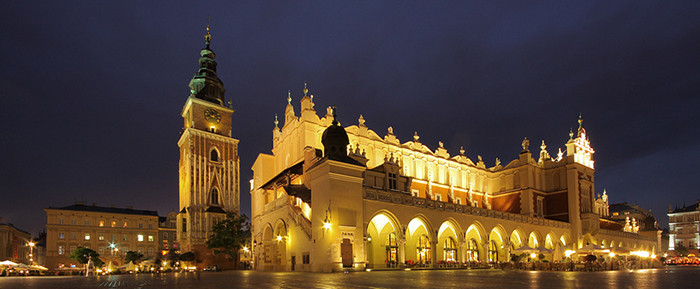 rynek starego miasta Krakow 341