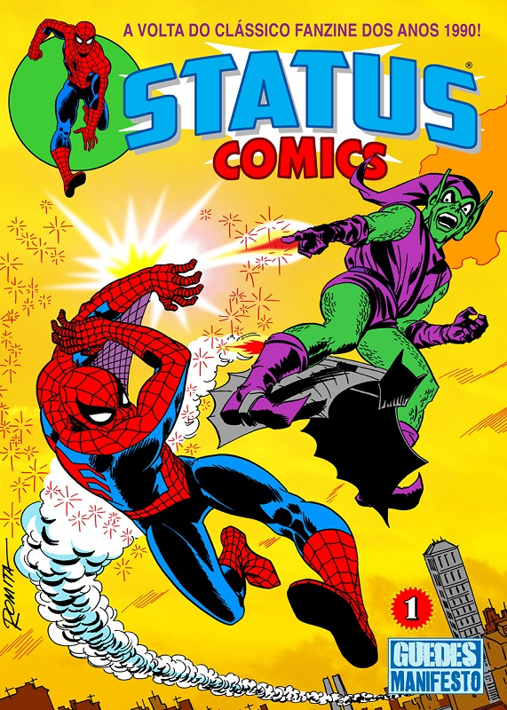 STATUS COMICS Nº 01