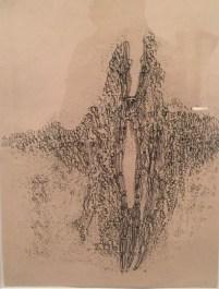 Mescaline Drawing, 1958, Henri Michaux