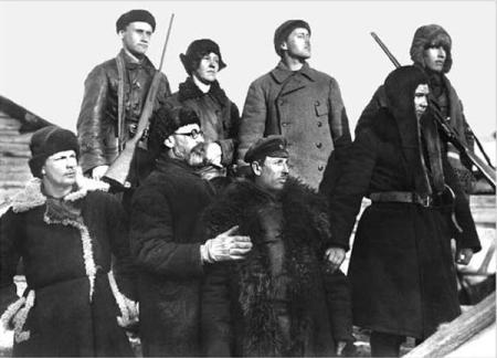 Kulik durante una expedición