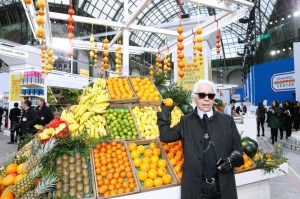 Karl Lagerfeld supermercado