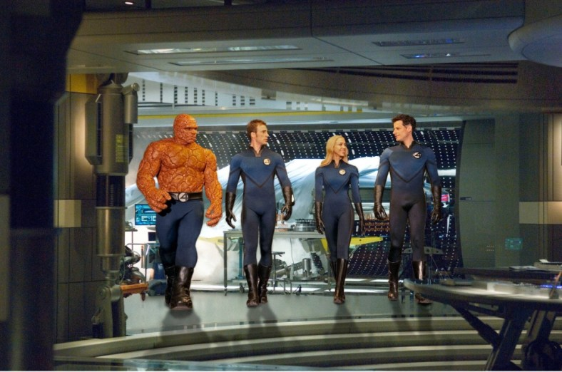 Fantastic Four - Rise of the Silver