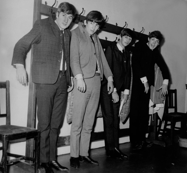 Beatles, 1963/64