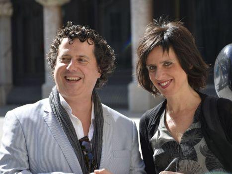 Andreu Riera e Amparo Lacruz.