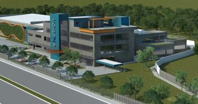 Exatron apresenta nova fábrica