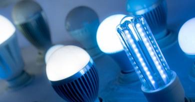lâmpada LED-SS