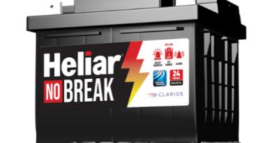 Heliar lança baterias estacionárias para sistemas elétricos e de segurança