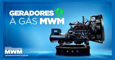 MWM Expande Portfólio com Geradores Movidos a Gás