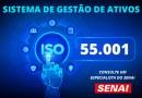 Sistema de gestão de ativos ISO 55001