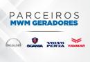Geradores MWM contam também com motores de parceiros