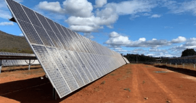 Usina solar irá atender 50 empresas