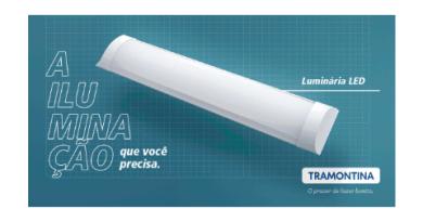 Tonalidade das lâmpadas causam efeitos diferenciados nos ambientes