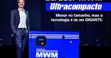 MWM lança novos grupos geradores ultra compactos