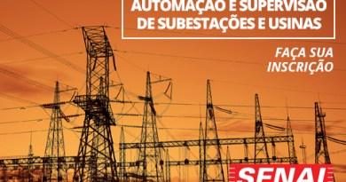 Automação e Supervisão de Subestações e Usinas