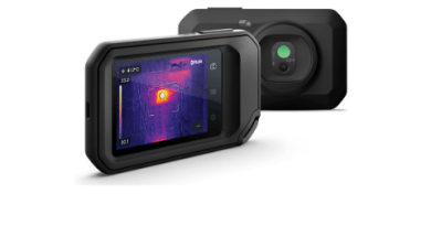 FLIR apresenta nova câmera térmica
