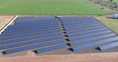 Usina Solar gera economia de R$ 850 mil