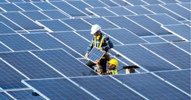 O poder da energia solar