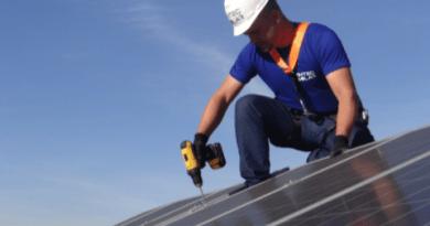 O uso de energia solar em supermercados
