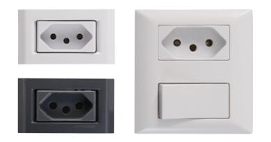 Tramontina lança placas e interruptores para móveis