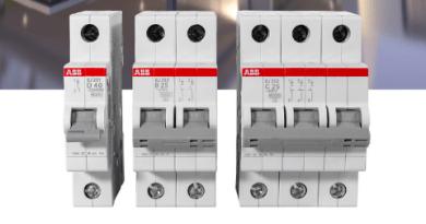 ABB apresenta a linha SJ200 de minidisjuntores
