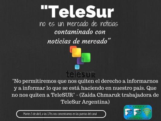 TeleSUR no es un mercado de noticias contaminado con noticias de mercado (2)