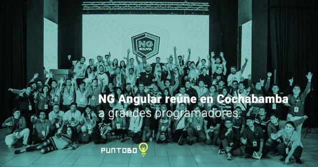 NG Bolivia reúne en Cochabamba a grandes programadores.