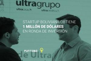 Startup boliviana obtiene 1 millón de dólares en ronda de inversión