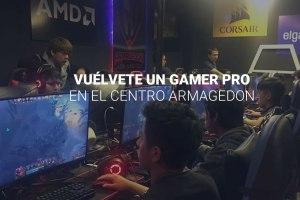 Armagedón: un centro de alto rendimiento para gamers en Cochabamba