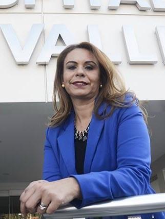 María del Pilar Ruiz / mujeres bolivianas exitosas