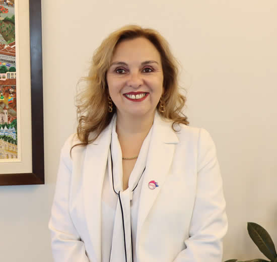Ximena Behoteguy / mujeres bolivianas exitosas